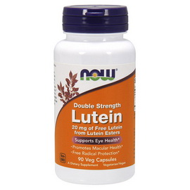 Lutein 20 mg (90 veg caps)