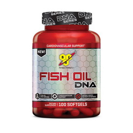 Fish Oil DNA EU (100 softgels)