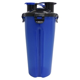 Shaker Dual HydraCup Blue (1000 ml)