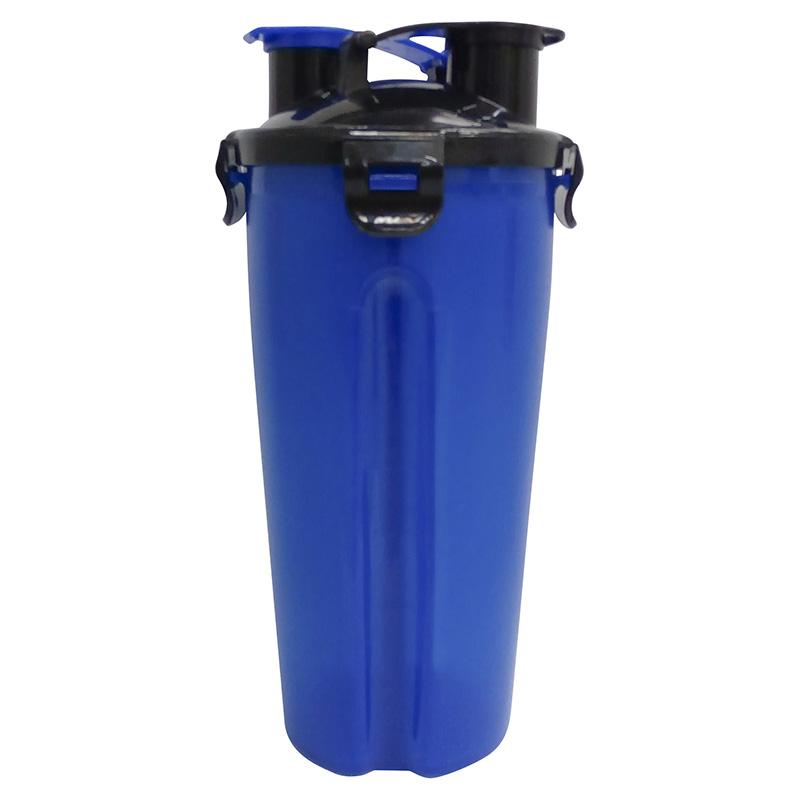 Shaker Dual HydraCup Blue (1000 ml)
