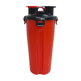 Shaker Dual HydraCup Red (1000 ml)