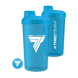Shaker #TrecTeam Blue (700 ml)