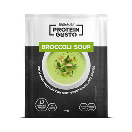 Protein Gusto - Broccoli Soup (1 x 30 g)