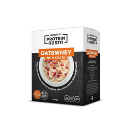 Protein Gusto - Oat & Whey with Fruits (696 g)