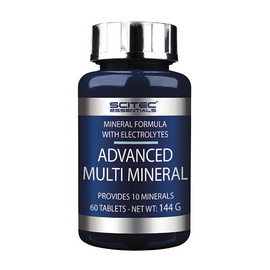 Advanced Multi Mineral (60 tabs)