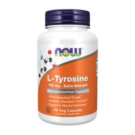 L-Tyrosine 500 mg (120 caps)