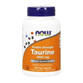 Taurine 1000 mg (100 veg caps)