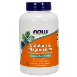 Calcium & Magnesium Powder (227 g)