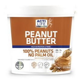 Organic Peanut Butter (1 kg)