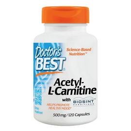 Acetyl-L-Carnitine (120 caps)