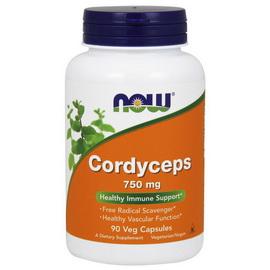 Cordyceps 750 mg (90 veg caps)