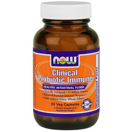 Clinical Probiotic Immune (60 veg caps)
