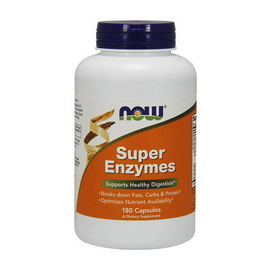 Super Enzymes (180 caps)