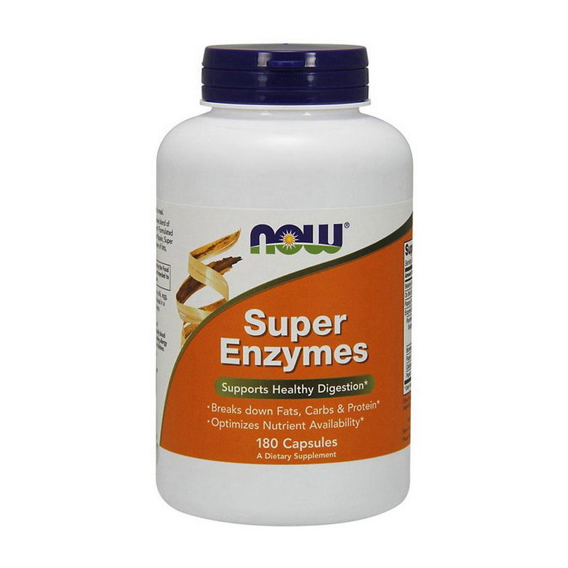 Super Enzymes (180 caps)