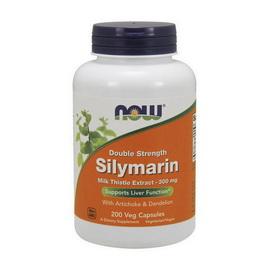 Double Strength Silymarin 300 mg (200 veg caps)