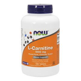 L-Carnitine 1000 mg (100 tabs)