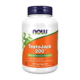 TestoJack 200 (120 veg caps)