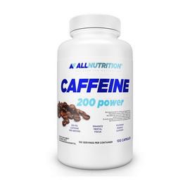 Caffeine 200 Power (100 caps)