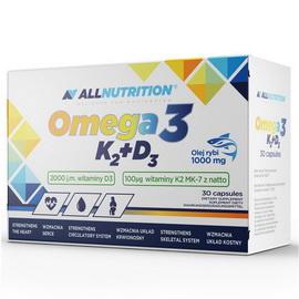 Omega 3+K2+D3 (30 caps)