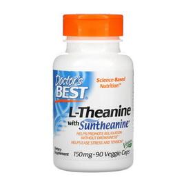 L-Theanine 150 mg (90 veg caps)