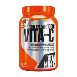 Vita-C 1000 mg Time Release with Rose Hips (100 tabs)