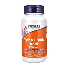 Alpha Lipoic Acid 250 mg (120 veg caps)