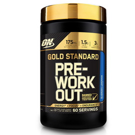 Pre-Workout Gold Standard (600 g)