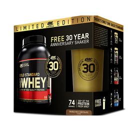 100% Whey Gold Standard (2,3 kg) + Shaker