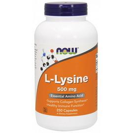 L-Lysine 500 mg (250 caps)
