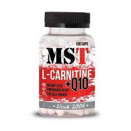 L-Carnitine + Q10 (100 caps)