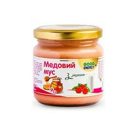 Медовий мус с малиной (200 g)