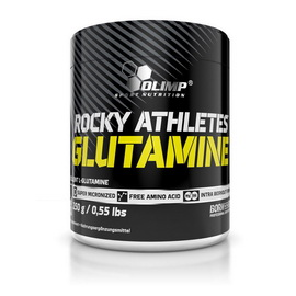 Rocky Athletes Glutamine (250 g)