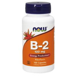 B-2 100 mg (100 caps)