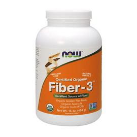 Fiber-3 Certified Organic (454 g)
