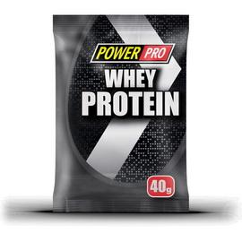 Whey Protein (40 g)