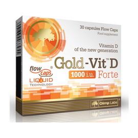 Gold-Vit D Forte (30 caps)