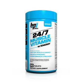 24/7 Muscle Vitamin w/energy (90 tabs)