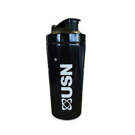 Stainless Steel Shaker Black (700 ml)