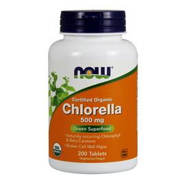 Chlorella 500 mg (200 tabs)