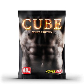 CUBE Whey Protein (40 g)