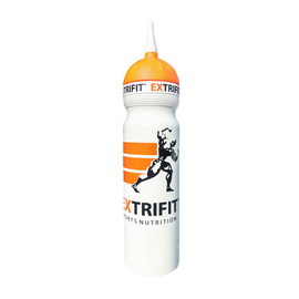 Bottle Extrifit Long Nozzle White (700 ml)