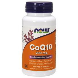 CoQ10 200 mg (60 veg caps)