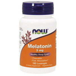 Melatonin 3 mg (180 lozenges)