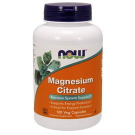 Magnesium Citrate (120 veg caps)