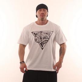 Фирменная футболка SF White (S, M, L, XL, XXL)