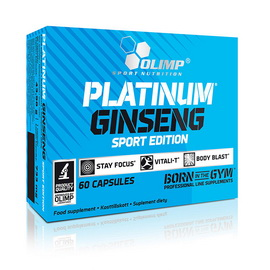 Platinum Ginseng Sport Edition 550 mg (60 caps)
