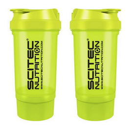 Scitec Traveller Shaker Green (500 ml)