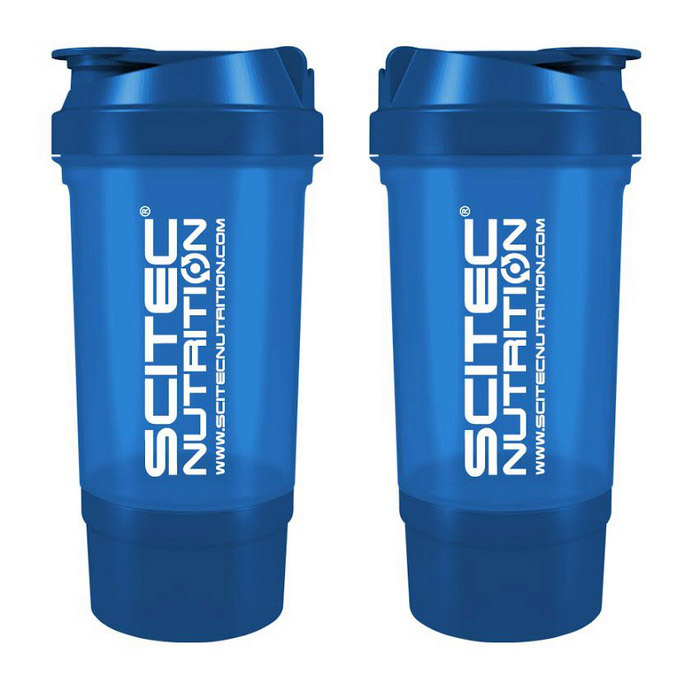 Scitec Traveller Shaker Blue (500 ml)