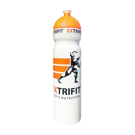Bottle Extrifit Short Nozzle White (700 ml)