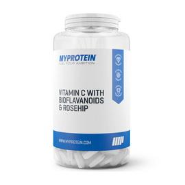 Vitamin C Bioflavonoids Rosehip (180 tabs)